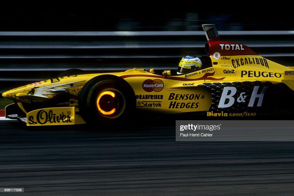 Giancarlo Fisichella, Grand Prix Of Italy : News Photo