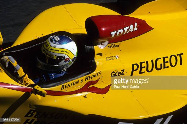Giancarlo Fisichella JordanPeugeot 197 Grand Prix of Monaco Circuit de Monaco 11 May 1997