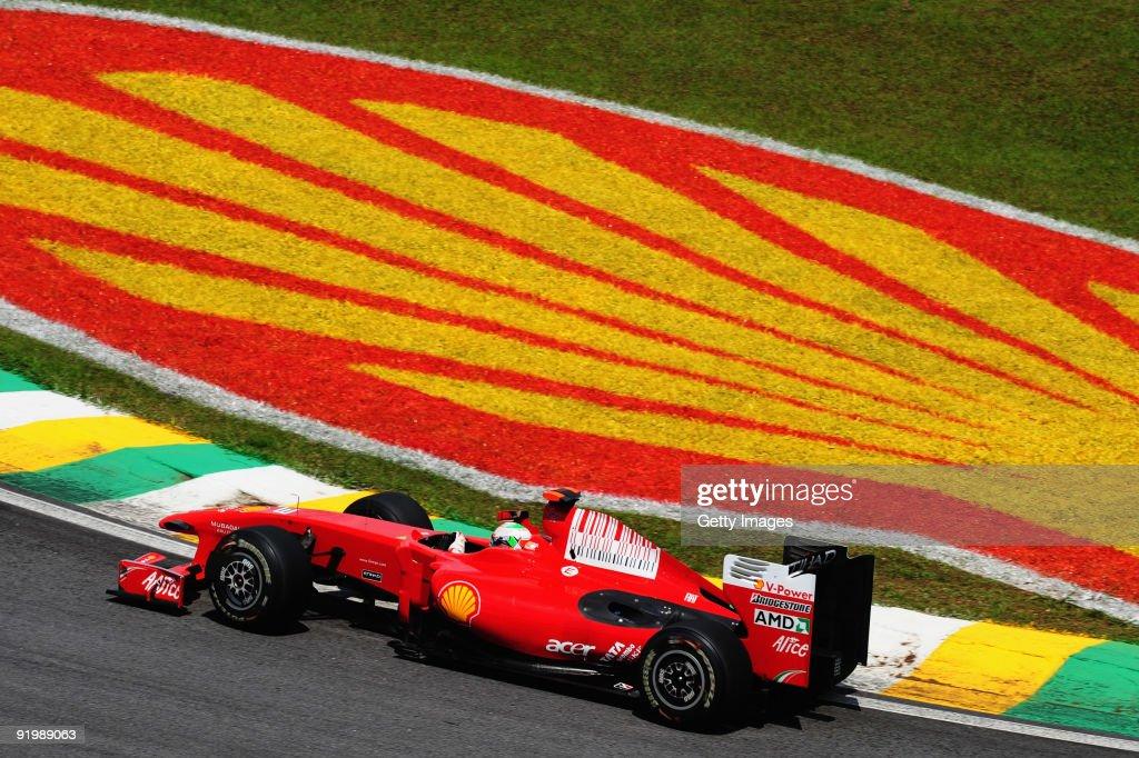 Shell 2009 F1 Season