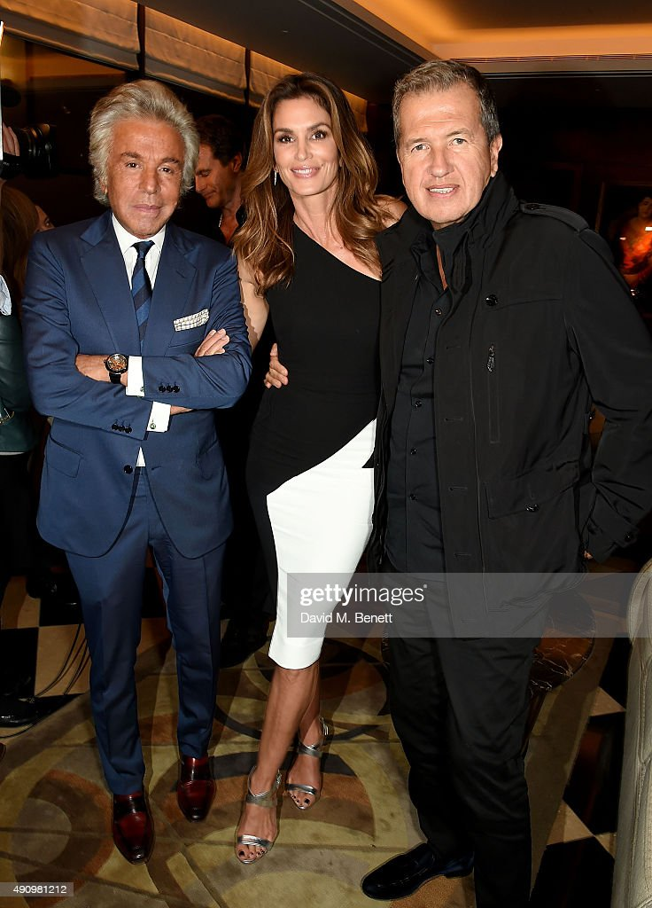 Official London Launch Of Casamigos Tequila And Cindy Crawford's New Book 'Becoming' - Party