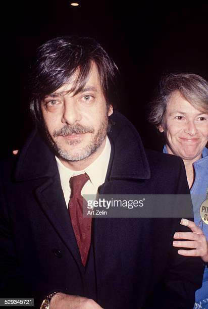 GianCarlo Giannini circa 1970 New York