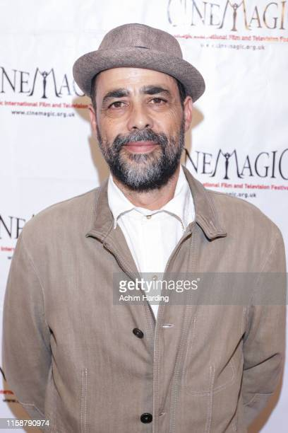 Giancarlo Ruiz attends the 30th Anniversary Of The CineMagic Charity Gala at The Fairmont Miramar Hotel & Bungalows on June 27, 2019 in Santa Monica,...