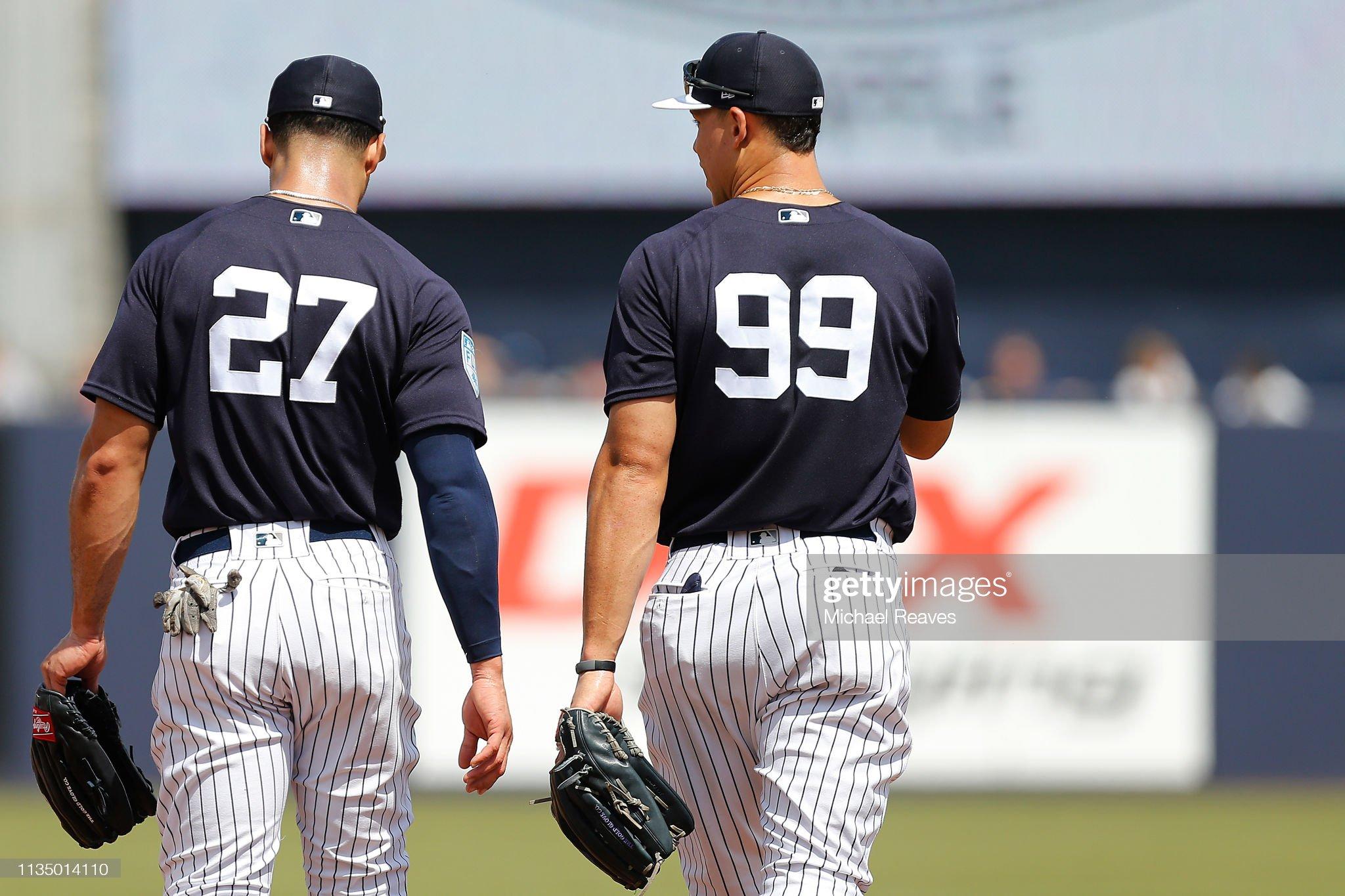 Pittsburgh Pirates v New York Yankees : News Photo