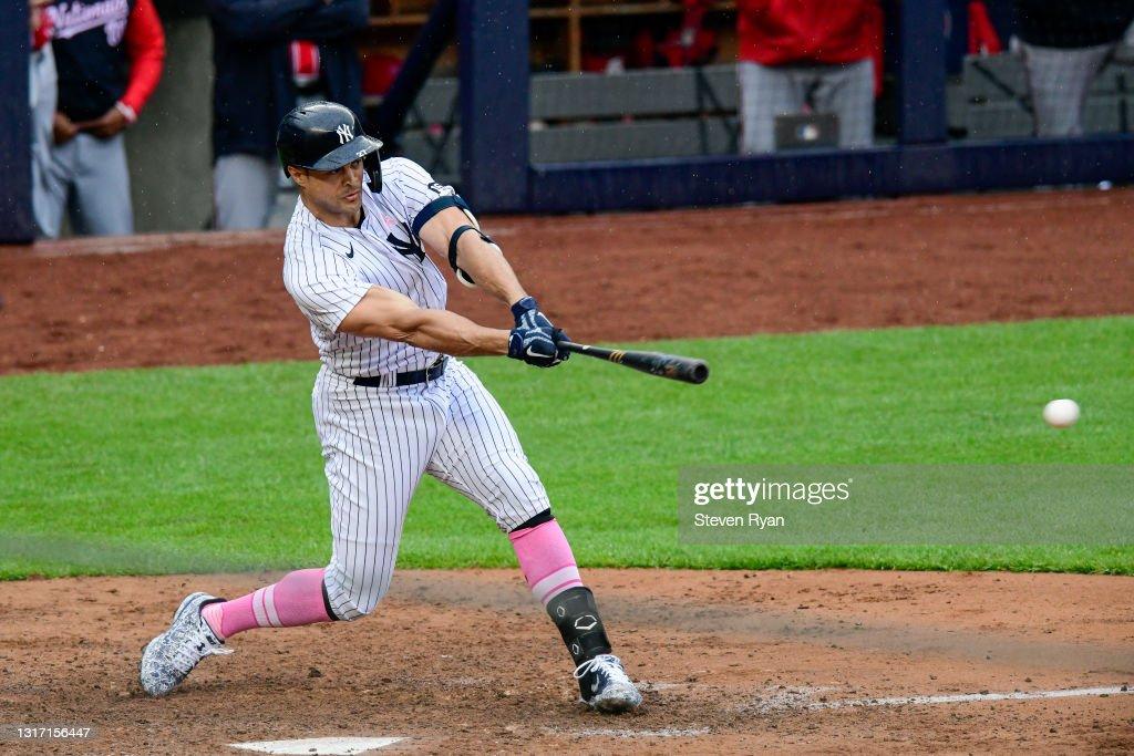 Washington Nationals v New York Yankees : ニュース写真
