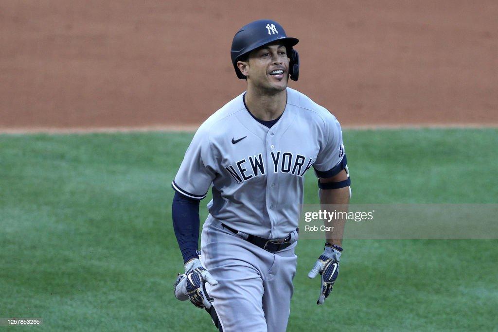 New York Yankees v Washington Nationals : ニュース写真