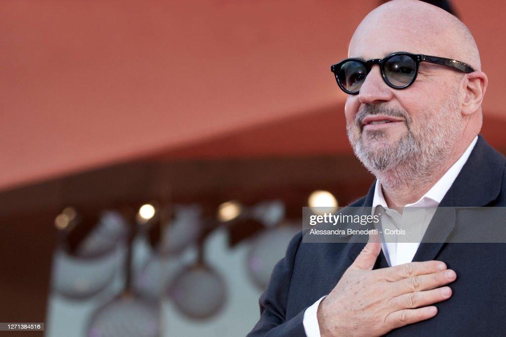 """Notturno"" Red Carpet - The 77th Venice Film Festival : News Photo"