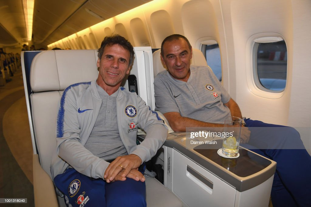 Gianfranco Zola Announced as Assistant Head Coach at Chelsea