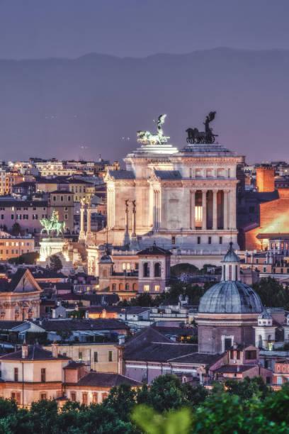 Gianicolo Park - Rome Overlook
