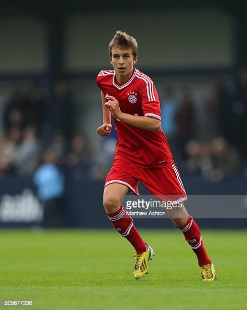 Gianluca Gaudino Bayern Munich Youth