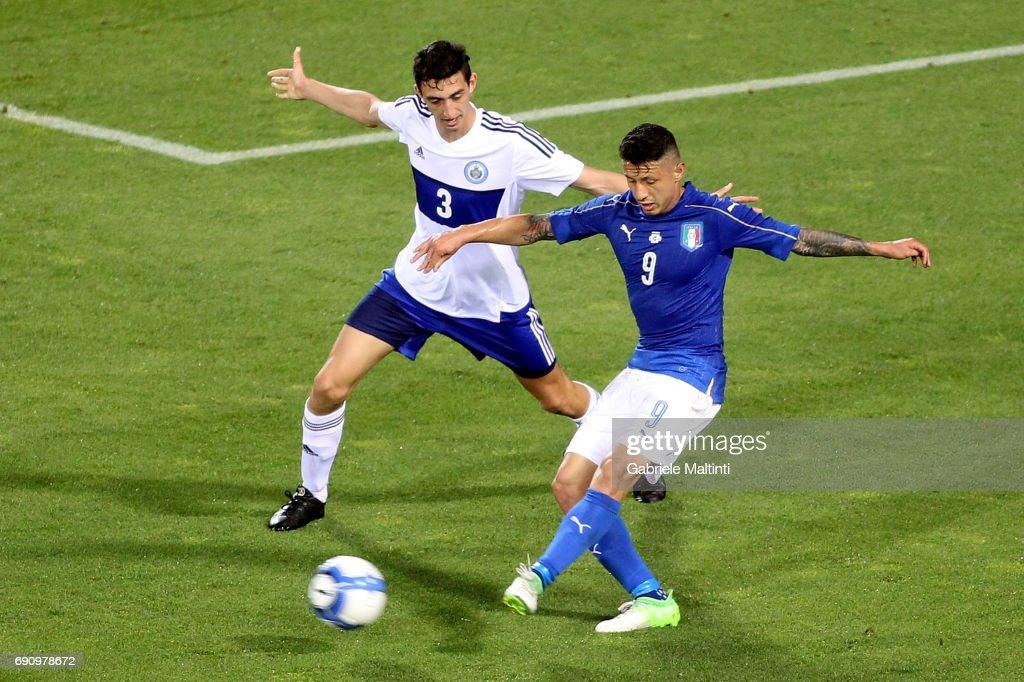 Italy v San Marino - International Friendy : News Photo