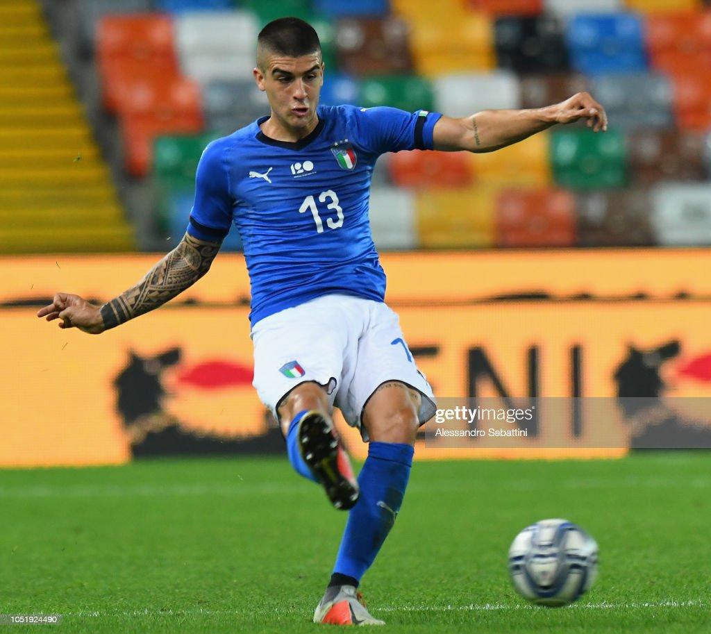 Italy U21 v Belgium U21 - International Friendly : News Photo