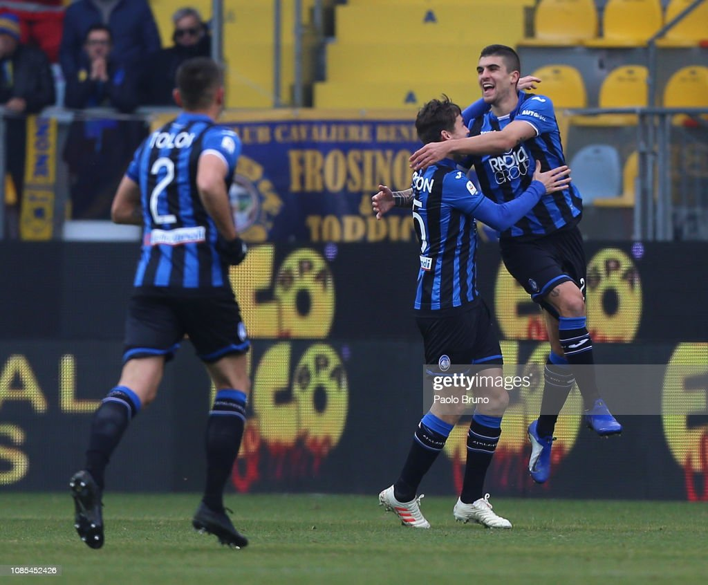Frosinone Calcio v Atalanta BC - Serie A : News Photo