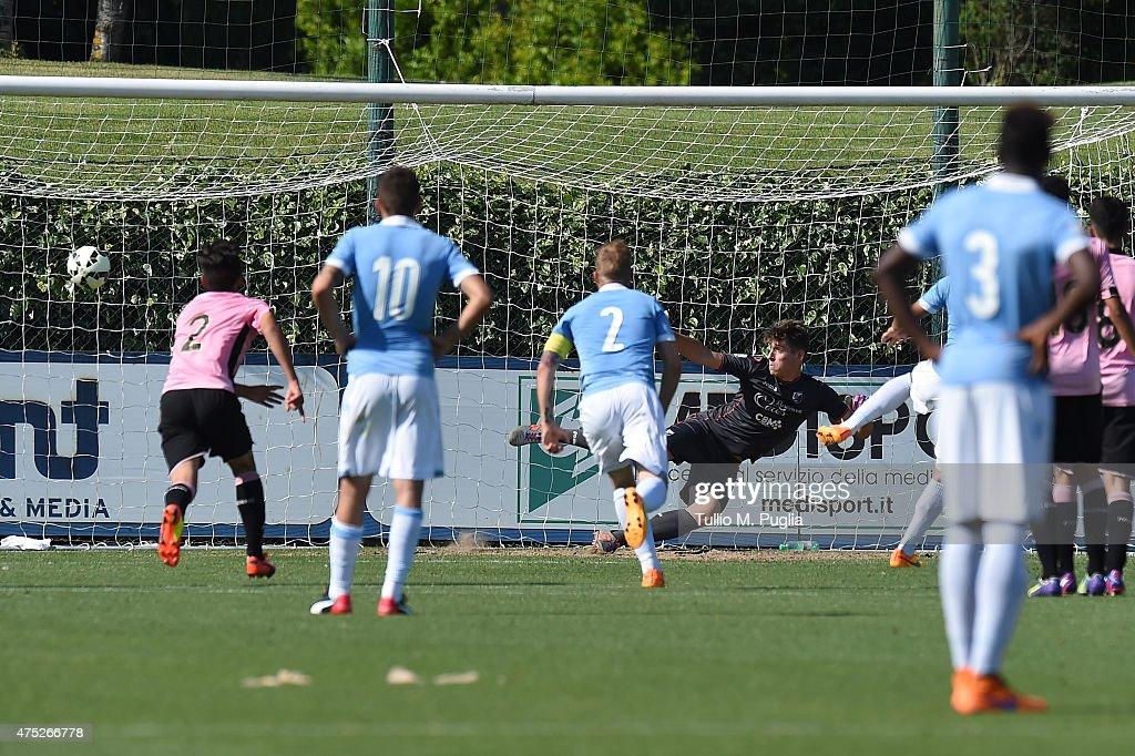 SS Lazio v US Citta di Palermo - Juvenile Match : News Photo