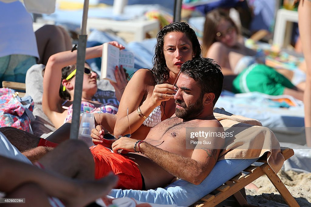 Celebrity Sightings On The French Riviera