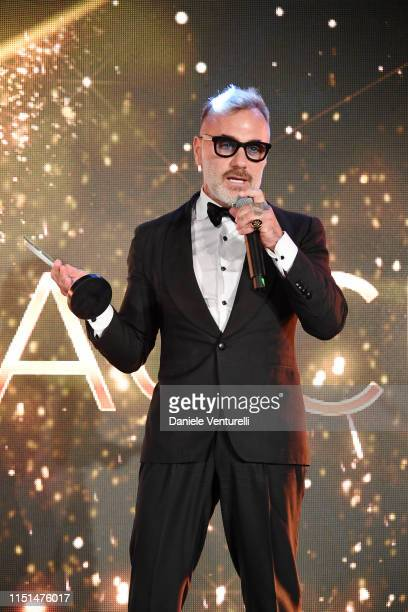 Gianluca Vacchi attends theInaugural 'World Bloggers Awards' during the 72nd annual Cannes Film Festival on May 24, 2019 in Cannes, France. The...