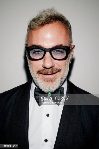 Gianluca Vacchi attends the Inaugural 'World Bloggers Awards' during the 72nd annual Cannes Film Festival on May 24 2019 in Cannes France The 'World...