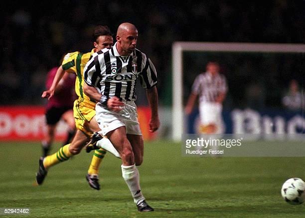 2 17496 Gianluca VIALLI Fussballspieler Juventus Turin