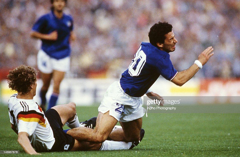 UEFA Championship, 1988 - West Germany v Italy,  Group Stage