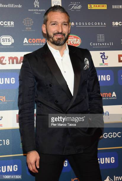 Gianluca Zambrotta attends the 'Oscar Del Calcio AIC' Italian Football Awards on December 3 2018 in Milan Italy
