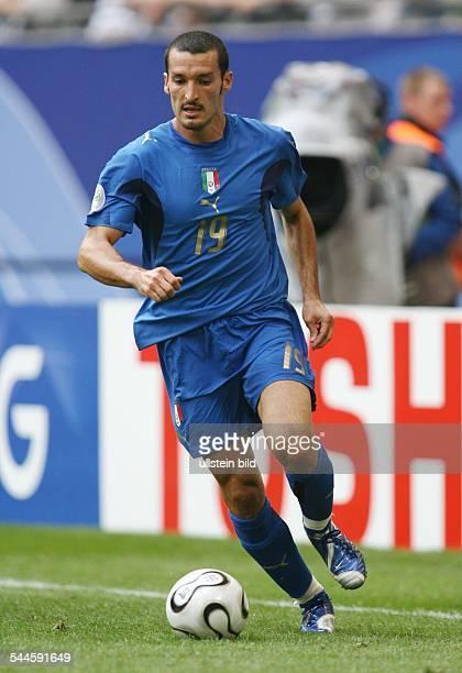 Gianluca Zambrotta Sportler Fußball Italien FIFA WM 2006