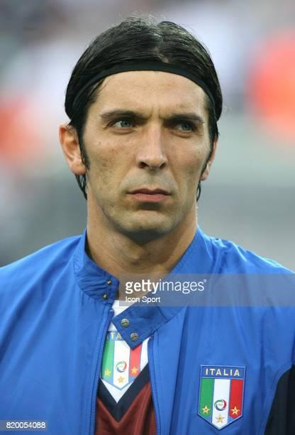 Gianluigi BUFFON Italie / Allemagne 1/2 finale Coupe du Monde 2006 Dortmund Allemagne