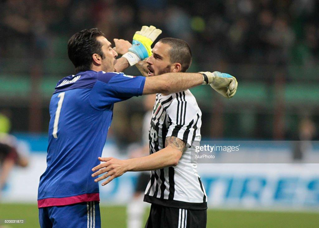 AC Milan v Juventus FC - Serie A : News Photo