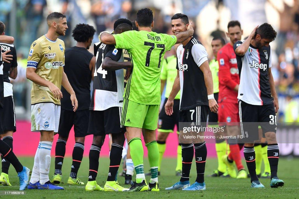 Juventus v SPAL - Serie A : News Photo