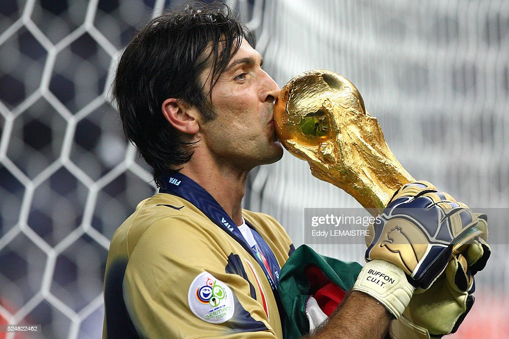 Soccer - FIFA World Cup 2006 - Finals - Italy vs. France : News Photo