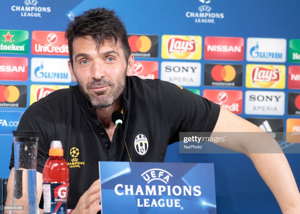 Juventus - Press Conference : News Photo