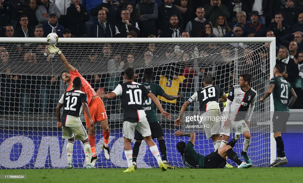 Juventus v Bologna FC - Serie A : ニュース写真
