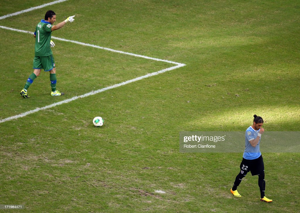 FIFA Confederations Cup Brazil 2013 - Best of Match Day 10