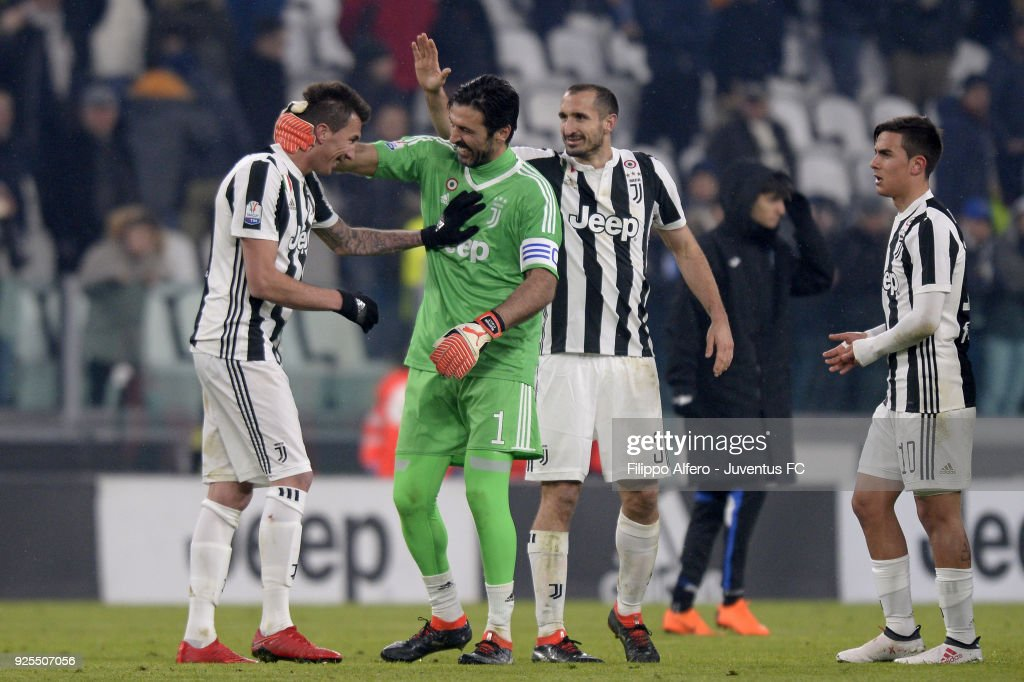 Juventus v Atalanta BC - TIM Cup : ニュース写真