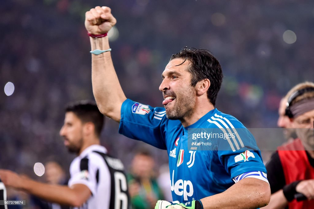 Juventus v AC Milan  TIM Cup Final 9/05/2018. : News Photo