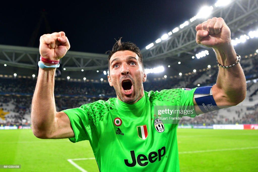 Juventus v AS Monaco - UEFA Champions League Semi Final: Second Leg : News Photo