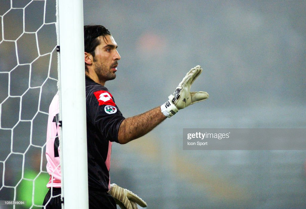 d0aaafe78 Gianluigi Buffon of Juventus during the Serie A match between ...