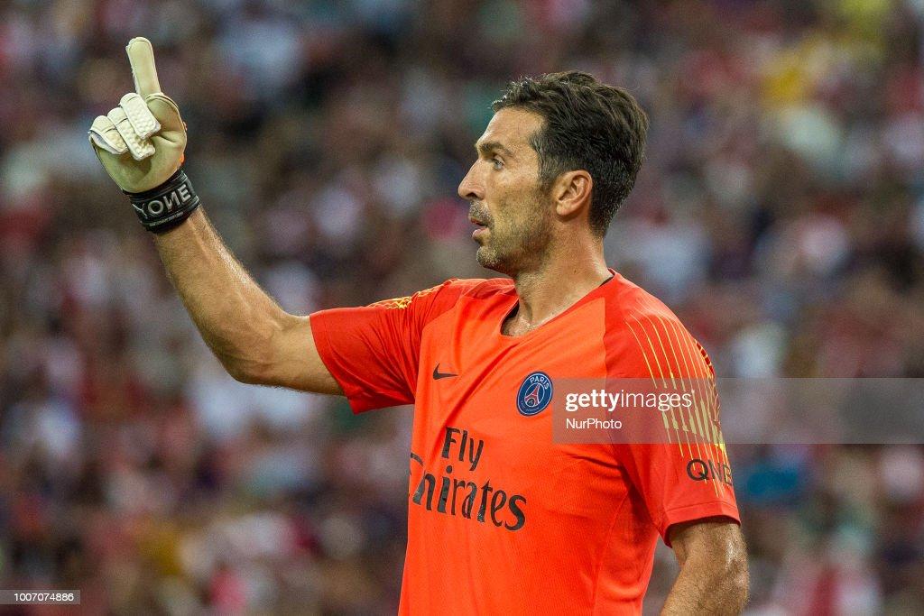 Arsenal v Paris Saint Germain - International Champions Cup 2018 : News Photo