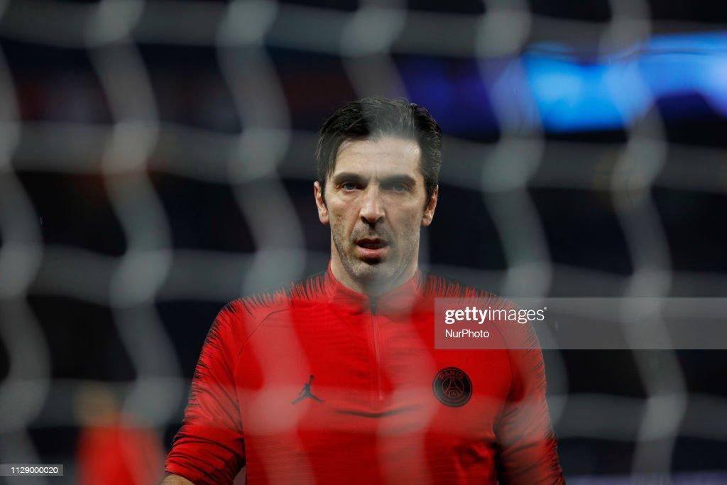 Paris Saint-Germain v Manchester United - UEFA Champions League : News Photo