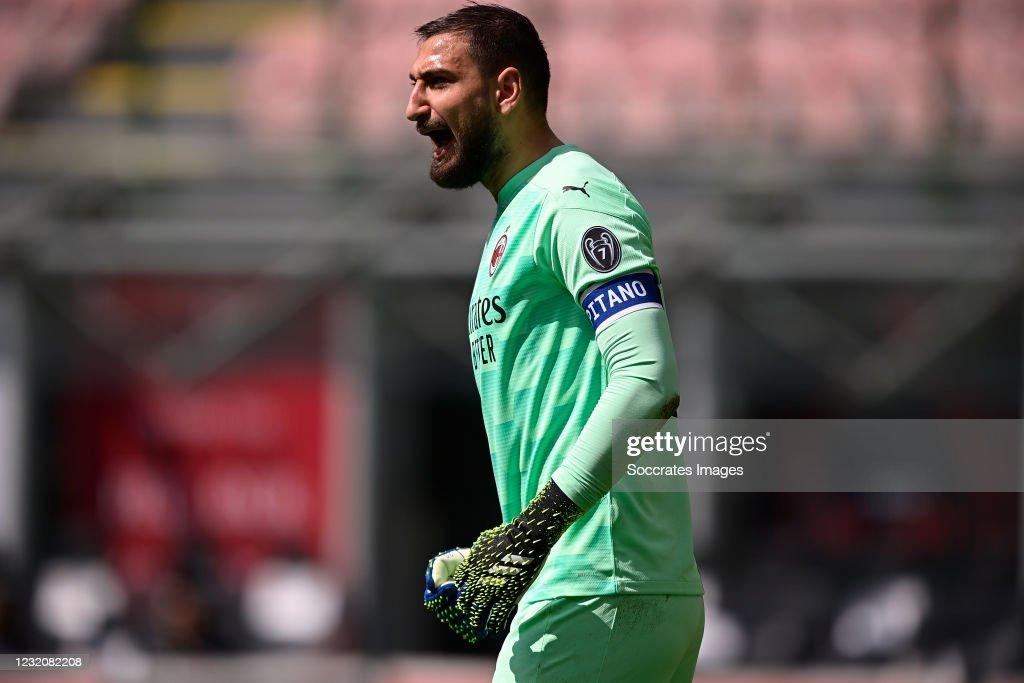 AC Milan v Sampdoria - Italian Serie A : News Photo