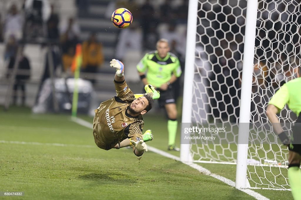 Juventus vs AC Milan - Italian Super Cup Final : ニュース写真