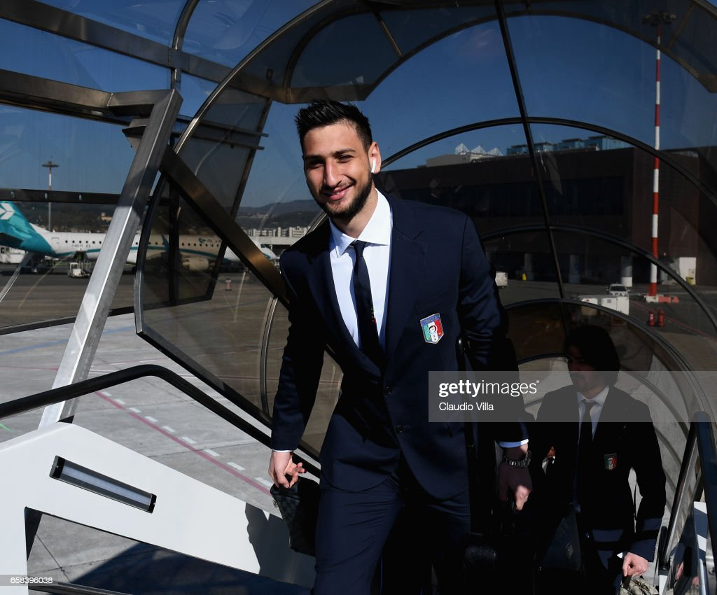Italy Travels To Amsterdam : News Photo