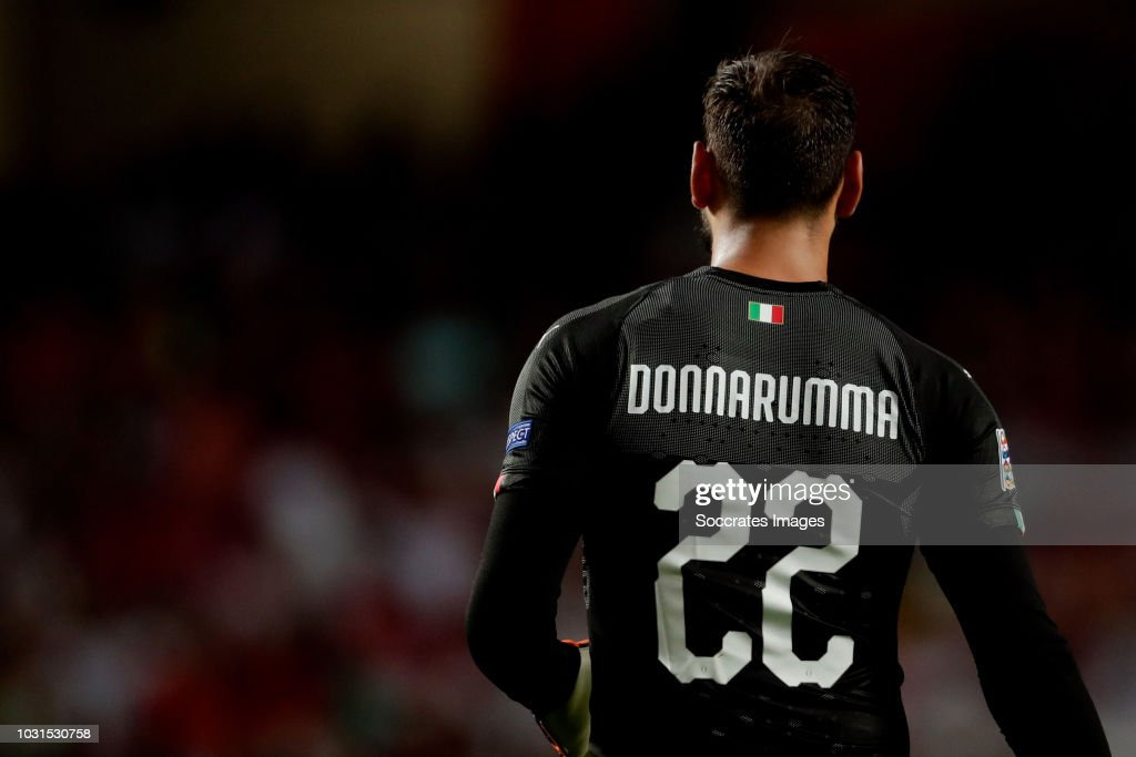 Portugal  v Italy  -UEFA Nations league : News Photo