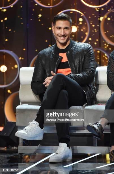 Gianmarco Onestini during 'Gran Hermano VIP 7' gala on December 12 2019 in Madrid Spain