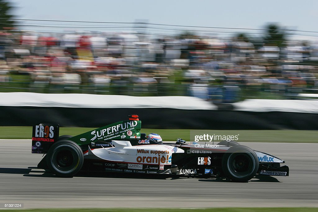 Practice For The United States Grand Prix : News Photo