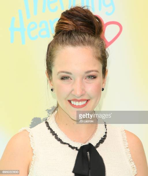 Gianna Martello attends the Children Mending Hearts 9th Annual Empathy Rocks Fundraiser on June 11 2017 in Beverly Hills California