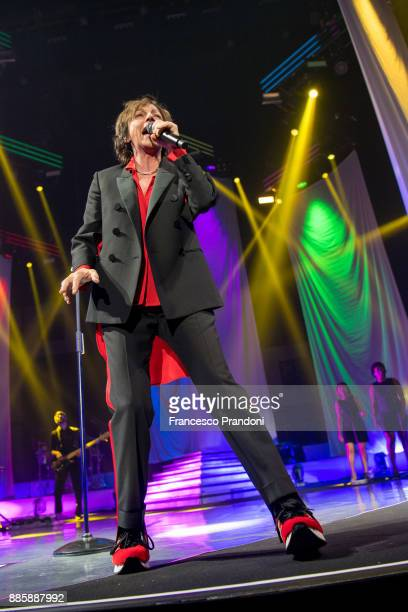 Gianna Nannini performs at Mediolanum Forum on stage on December 4 2017 in Milan Italy