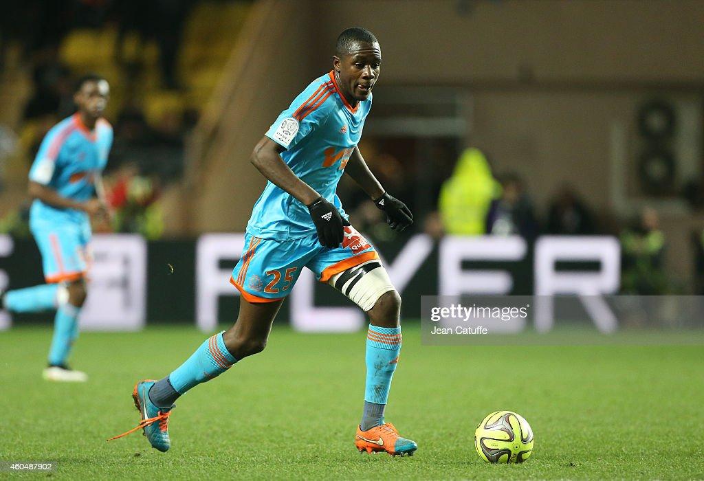 AS Monaco FC v Olympique de Marseille - Ligue 1 : News Photo