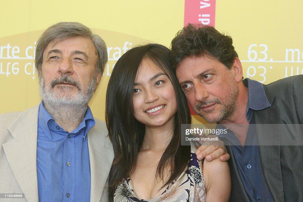 """The 63rd International Venice Film Festival - """"La Stella Che Non C'e"""" Photocall"""