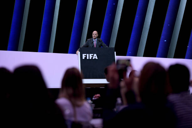 FRA: FIFA Women's Football Convention - Part 2