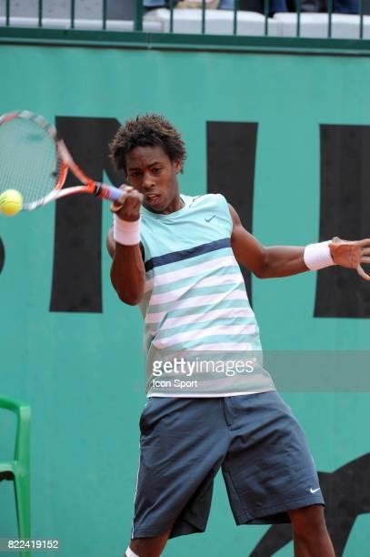Gianni MINA Roland Garros 2009 Tournoi Juniors