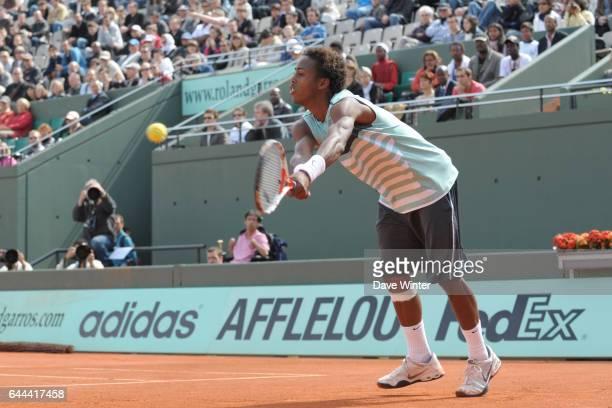 Gianni MINA Finale junior Roland Garros 2009 Photo Dave Winter / Icon Sport